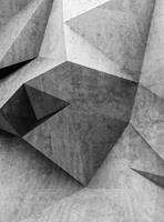 Wizard+Genius 3D Concrete Wall Vlies Fotobehang 192x260cm 4-banen