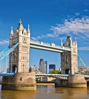 Dimex Tower Bridge Vlies Fotobehang 225x250cm 3-banen