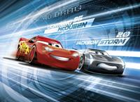 Komar Cars 3 Simulation Fotobehang 254x184cm