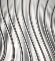Dimex Metal Strips Vlies Fotobehang 225x250cm 3-banen