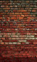 Dimex Brick Wall Vlies Fotobehang 150x250cm 2-banen