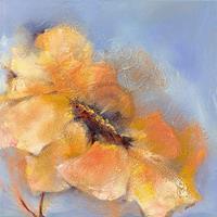 PGM Elena Filatov - Bright Anemone II Kunstdruk 50x50cm