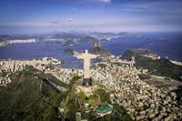 Papermoon Rio de Janeiro Vlies Fotobehang 350x260cm