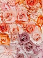 Wizard+Genius Flowers Vlies Fotobehang 192x260cm 4-banen