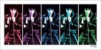 Pyramid Elvis Presley 68 Comeback Special Pop Art Kunstdruk 100x50cm