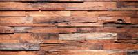Dimex Wooden Wall Vlies Fotobehang 375x150cm 5-banen