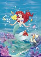 Komar Ariel Singing Fotobehang 184x254cm
