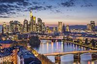 Papermoon Frankfurt am Main Vlies Fotobehang 350x260cm