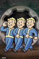 GBeye Fallout 76 Vault Boy Poster 61x91,5cm