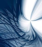 Dimex Lines Abstraction Vlies Fotobehang 225x250cm 3-banen