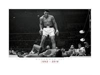 Pyramid Muhammad Ali Commemorative Ali Vs Liston Kunstdruk 80x60cm