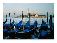 PGM Bill Philip - San Giorgio Maggiore, Venice Kunstdruk 80x60cm