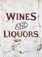 Wizard+Genius Wines and Liquors Vlies Fotobehang 192x260cm 4-banen