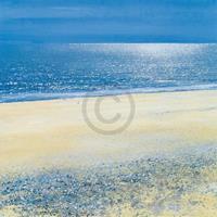 PGM Paul Evans - Silver Tide Kunstdruk 61x61cm