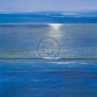 PGM Paul Evans - Sea Sparkle Kunstdruk 61x61cm