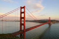 Dimex Golden Gate Vlies Fotobehang 375x250cm 5-banen