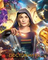 GBeye Doctor Who Universe Calling Poster 40x50cm