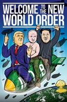 Pyramid Welcome to the New World Order Poster 61x91,5cm