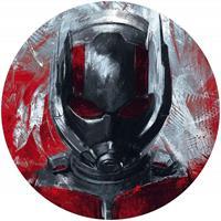 Komar Avengers Painting Ant-Man Zelfklevend Fotobehang 125x125cm rond