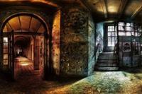 Dimex Hallway Vlies Fotobehang 375x250cm 5-banen