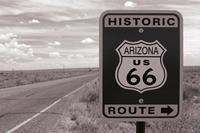 Dimex Historic Route Vlies Fotobehang 375x250cm 5-banen