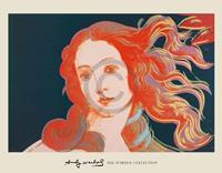 PGM Andy Warhol - Details of Renaissance Paintings Kunstdruk 71x56cm