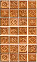 Dimex Granite Tiles Vlies Fotobehang 150x250cm 2-banen