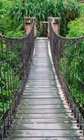 Dimex Footbridge Vlies Fotobehang 150x250cm 2-banen