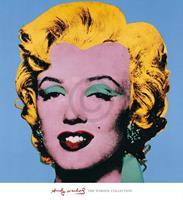 PGM Andy Warhol - Shot Blue Marilyn Kunstdruk 65x71cm