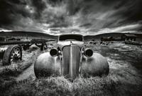 Wizard+Genius Old Classic Car Vlies Fotobehang 384x260cm 8-banen