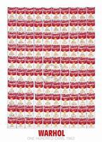 PGM Andy Warhol - One Hundred Cans 1962 Kunstdruk 65x90cm