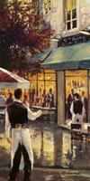PGM Brent Heighton - 5th Ave Cafe Kunstdruk 40x80cm