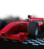 Dimex Formula Vlies Fotobehang 225x250cm 3-banen