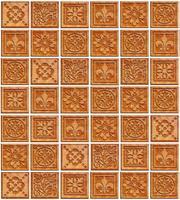 Dimex Granite Tiles Vlies Fotobehang 225x250cm 3-banen