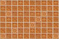 Dimex Granite Tiles Vlies Fotobehang 375x250cm 5-banen