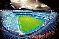 Dimex Football Stadium Vlies Fotobehang 375x250cm 5-banen