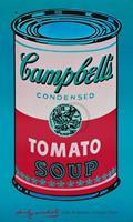 PGM Andy Warhol - Campbell's Soup Kunstdruk 60x100cm