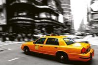 Dimex Taxi Vlies Fotobehang 375x250cm 5-banen