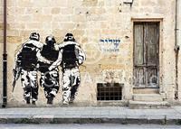 PGM Edition Street - Shalom, Street Art Haifa Kunstdruk 50x70cm