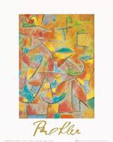 PGM Paul Klee - Bimba e zia, 1937 Kunstdruk 24x30cm