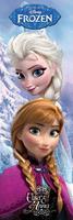 Pyramid Frozen Anna and Elsa Poster 53x158cm