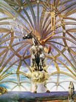 PGM Salvador Dali - Santiago el grande Kunstdruk 60x80cm