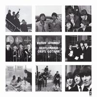 PGM British Pathe - Beatlemania Grips Gotham Kunstdruk 70x70cm