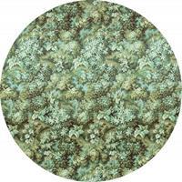 Komar Greenery Vlies Fotobehang 125x125cm rond