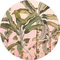 Komar Botany Vlies Fotobehang 125x125cm rond