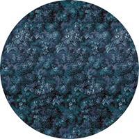 Komar Azul Vlies Fotobehang 125x125cm rond