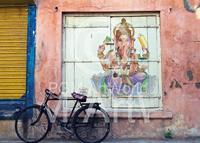 PGM Edition Street - Ganesha Kunstdruk 70x50cm