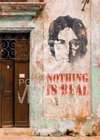 PGM Edition Street - Nothing is real Kunstdruk 50x70cm
