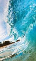 Dimex Ocean Wave Vlies Fotobehang 150x250cm 2-banen
