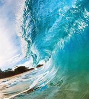 Dimex Ocean Wave Vlies Fotobehang 225x250cm 3-banen